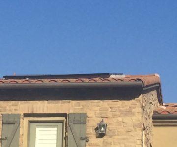 residential Solar panel installation in San Bernardino