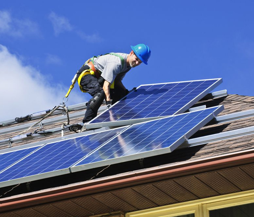 solar panel installation company in Orange County